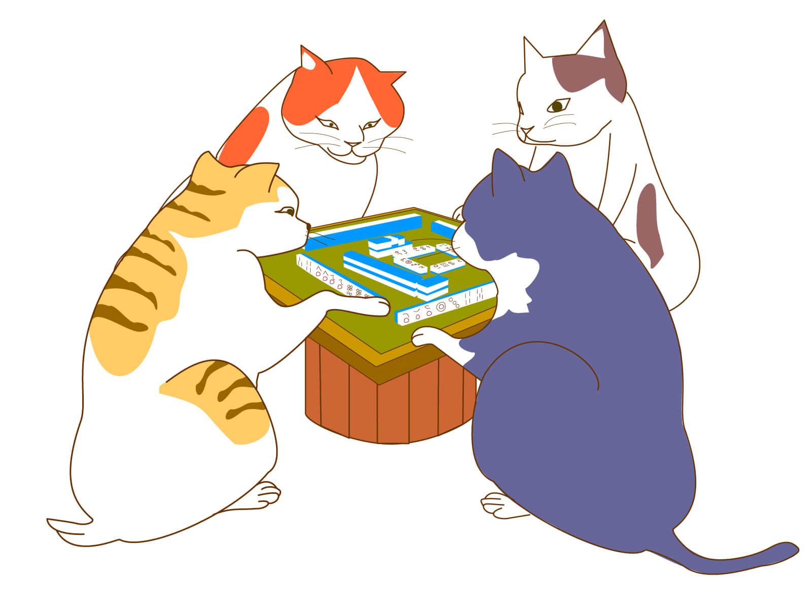 【ツモォォォ!】人気のおすすめ麻雀ゲームアプリ14選
